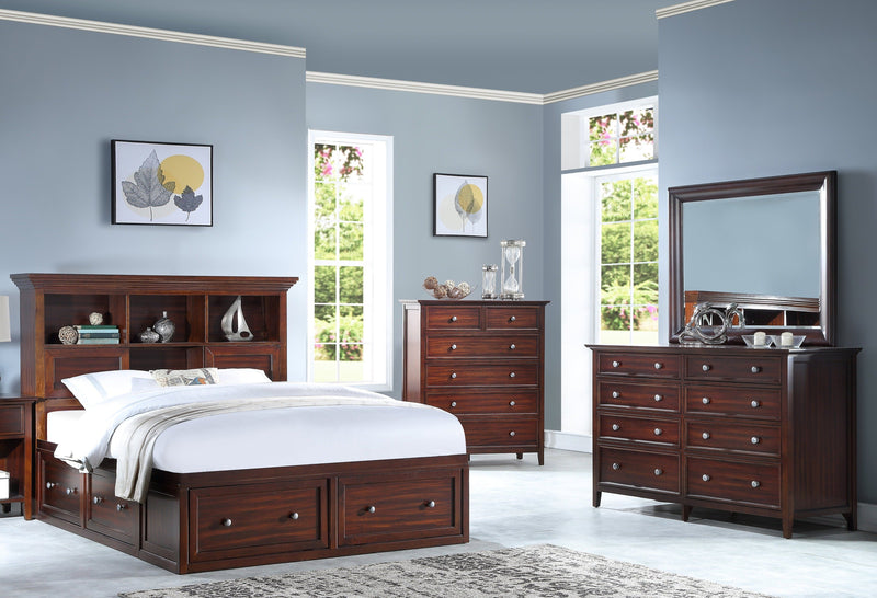 4PC Q BEDROOM      BKCS HDBD