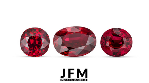 Ruby Gemstone JFM