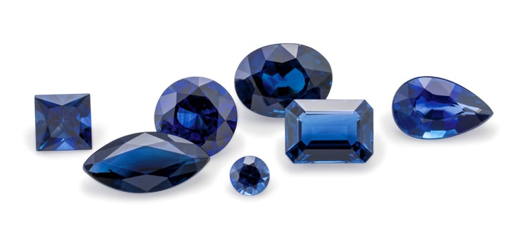 blue sapphire ring male