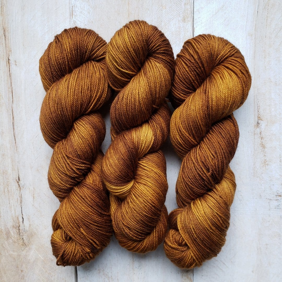 La Douce MCN Sport Weight Yarn | CARAMEL