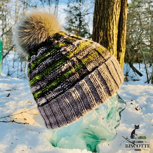 Tuque National Forest | Patron de Tricot