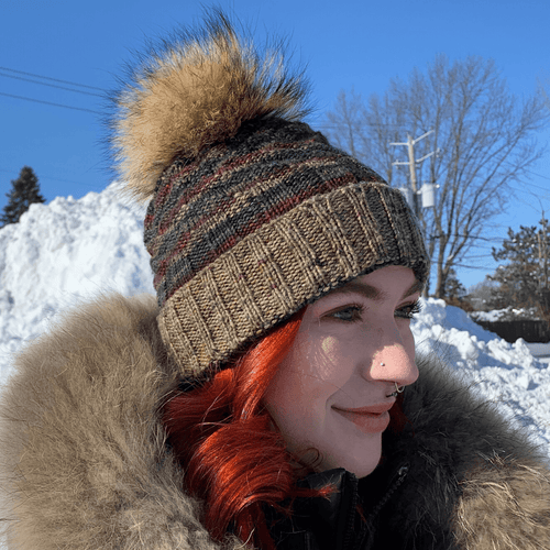 Urban Woods Hat | Knitting Pattern
