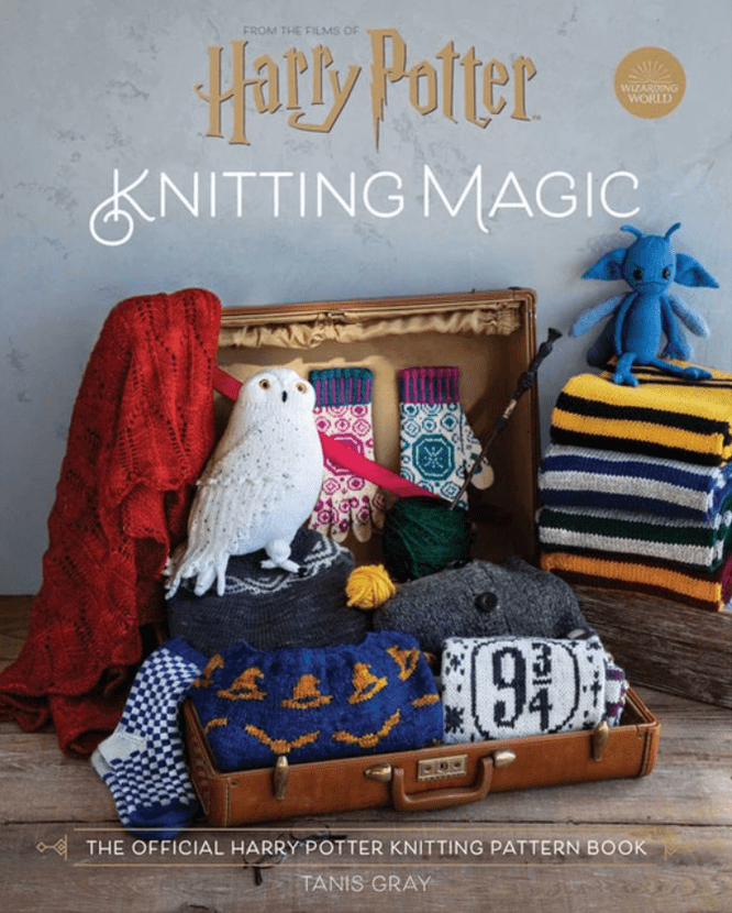 Harry Potter: Knitting Magic