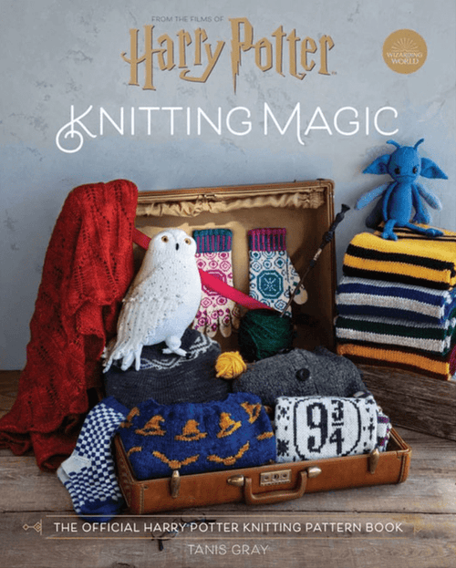 Harry Potter: Knitting Magic (Anglais seulement)