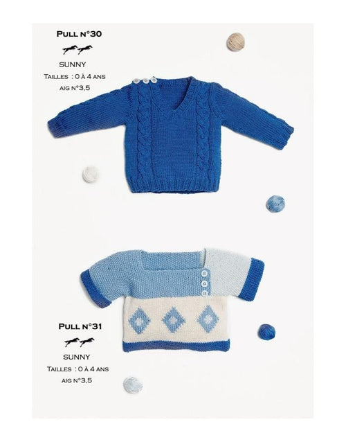 Cheval Blanc Catalogue 27-31 - Pull