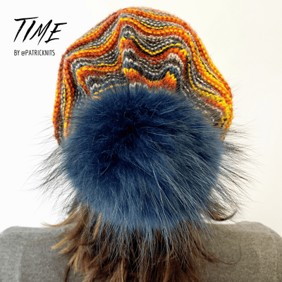 Chapeau TIME | Kit de Tricot