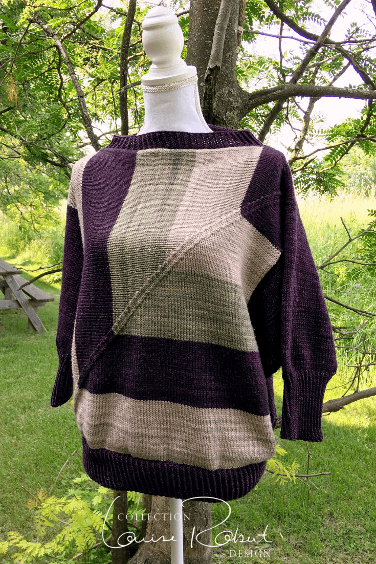 "Pull ""Fair and Square"" style Dolman 