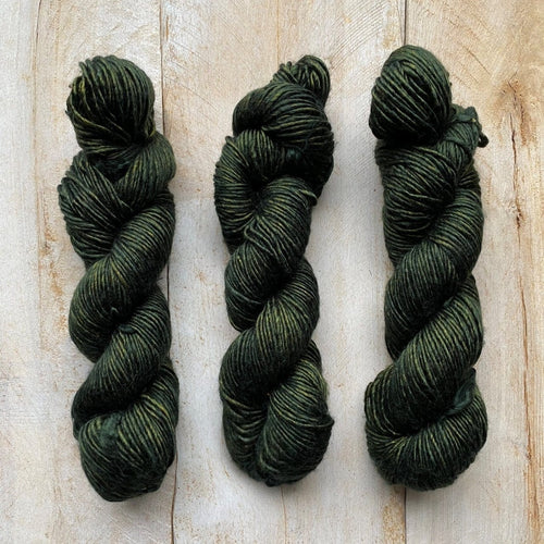 Albus - Merino & Silk Wool ♥ 1 ply knitting wool KALAMATA