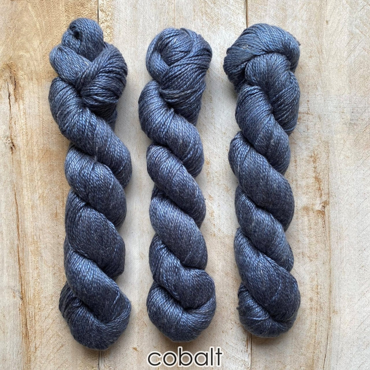 BELLE BRUME by Louise Robert Design | ALGUA MARINA hand-dyed semi-solid yarn