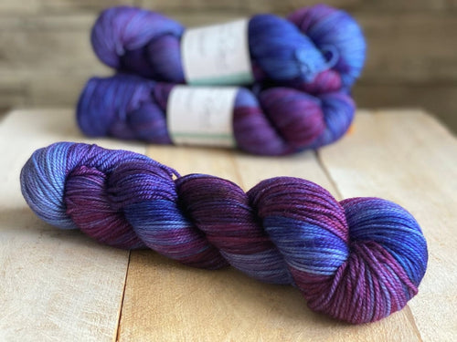 BRONTË by Louise Robert Design | DK PURE hand-dyed Variegated yarn