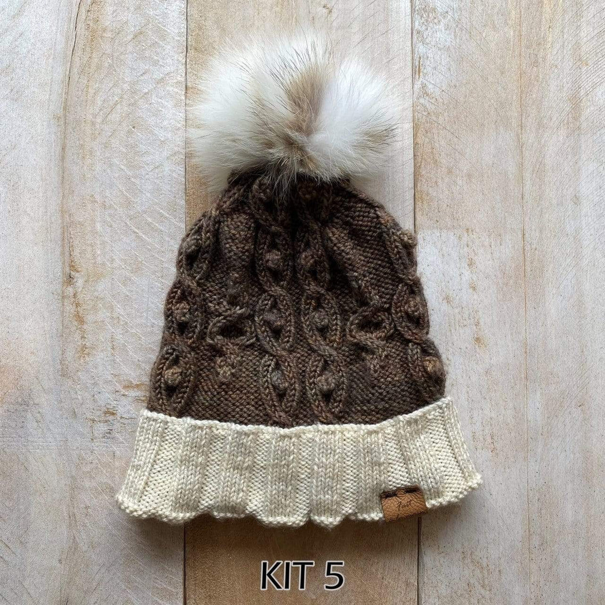 Kit à tricoter | Tuque COURAGE