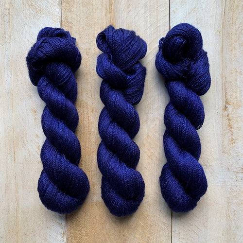 CashSilk Lace yarn Denim