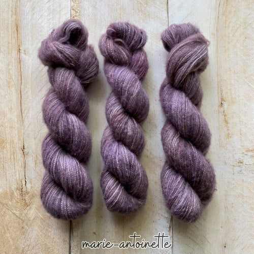 MARIE-ANTOINETTE by Louise Robert Design | DOLCE hand-dyed semi-solid yarn