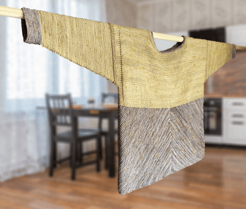 Down To The Stream | Pull Oversize free pattern