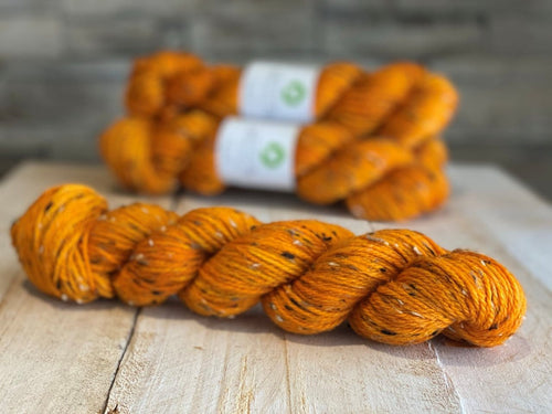 HAGRID hand-dyed yarn - Coupe de feu