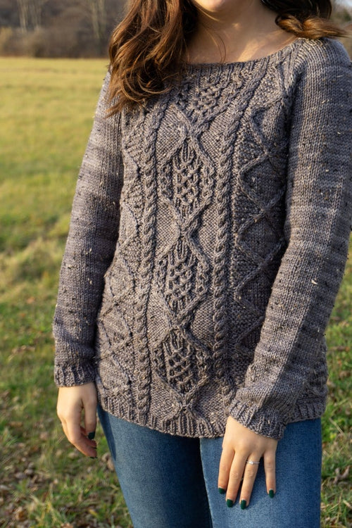 Thundercloud Pullover Pattern