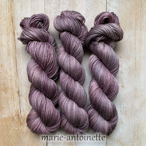 MARIE-ANTOINETTE by Louise Robert Design | DK PURE hand-dyed semi-solid yarn