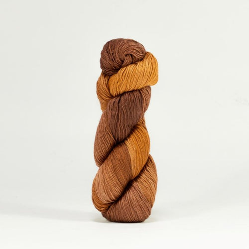 Latte ♦ Milk Protein Fiber + Wool Yarn AUTUMN BREEZE