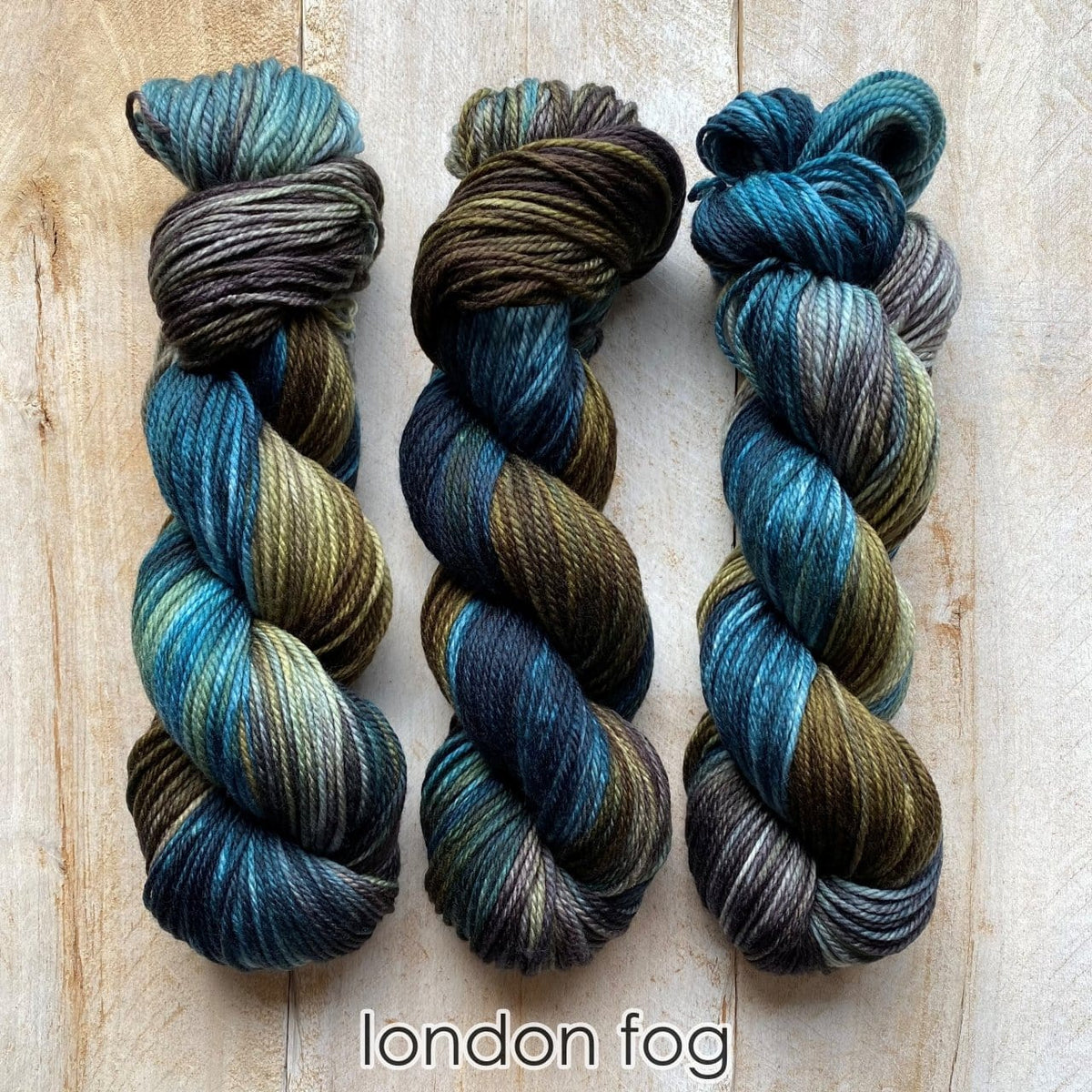 LONDON FOG MERINO WORSTED
