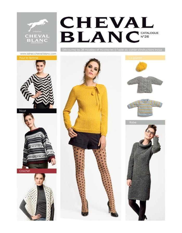 Cheval Blanc No 26 - Fall/Winter 2018 catalogue