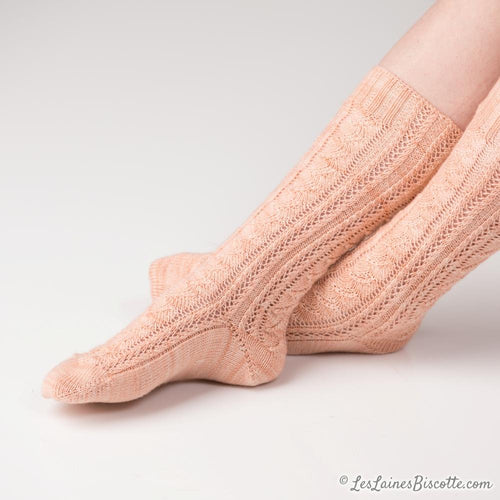 Whisperer Sock ♥ FREE Pattern