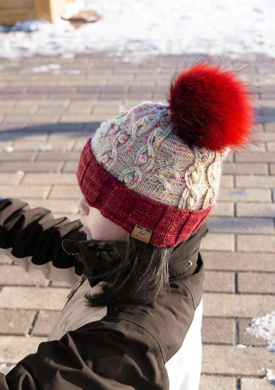 La Tuque Courage | Patron de Tuque Gratuit ♥