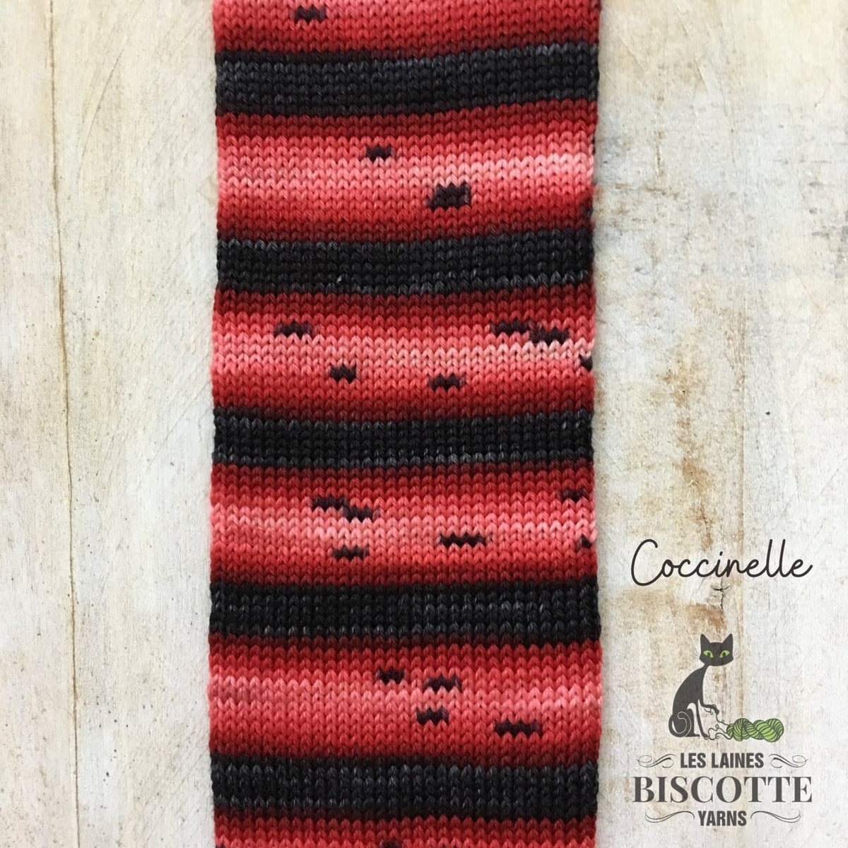 Bis-Sock Coccinelle