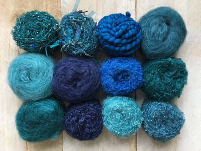 Coffret Cadeau UNDERWATER Mohair Magic par Adele's Mohair