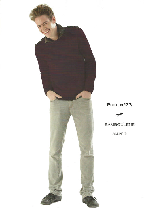 FRENCH ONLY - Pull pour homme cat.10-23
