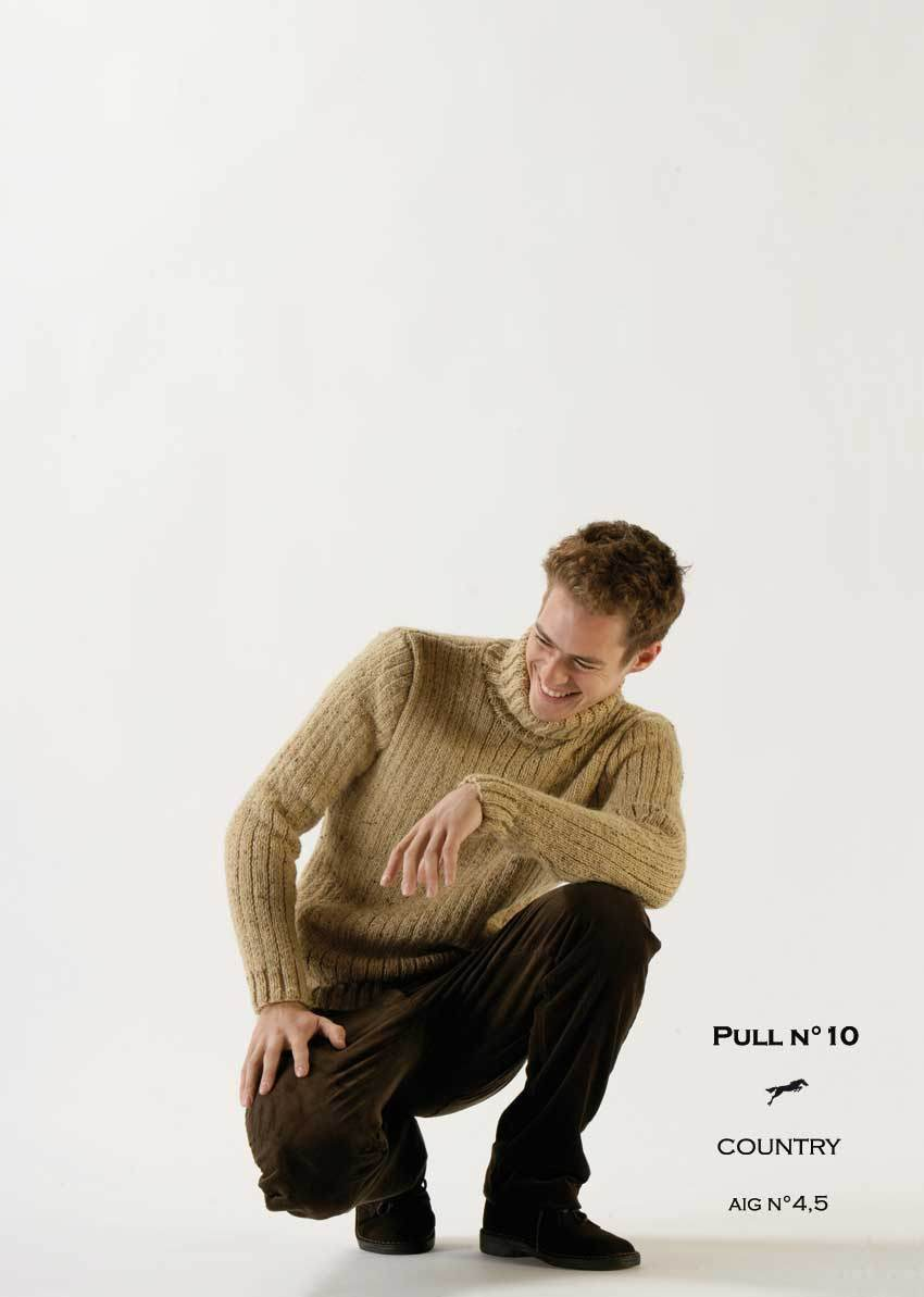 FRENCH ONLY - Pull pour homme cat.11-10