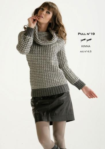 Free Cheval Blanc pattern - Women's sweater cat.15-19