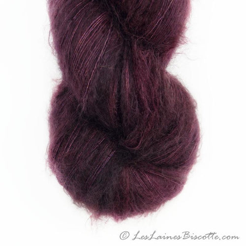 Hand-Dyed Kid Silk Yarn | Hermione PRUNEAU  | 50g