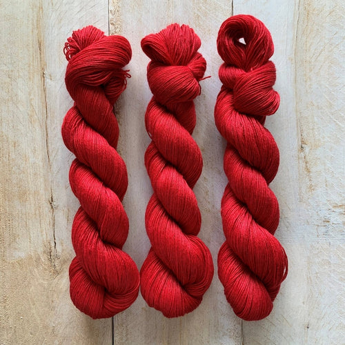 Latte ♦ Milk Protein Fiber + Wool Yarn PASSION