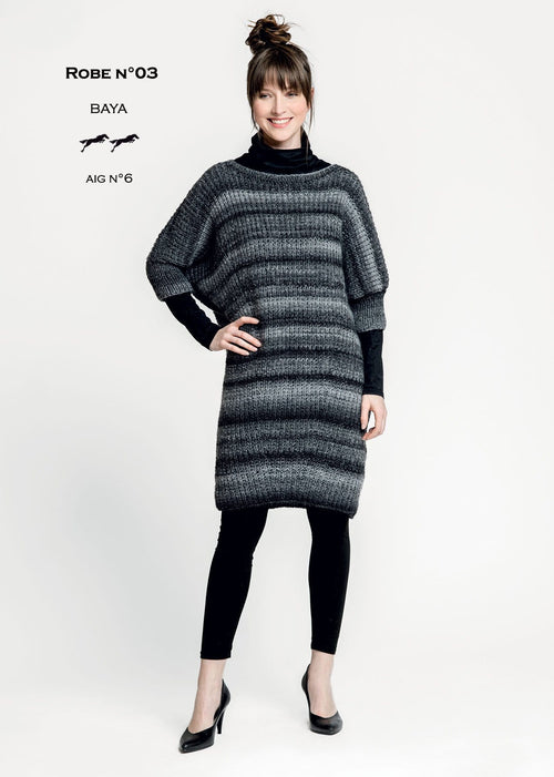 Patron Cheval Blanc Catalogue 30-03 - Robe