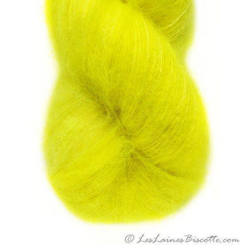 Hand-Dyed Kid Silk Yarn | Hermione FLASH  | 50g