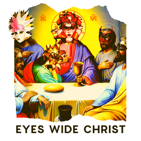 Eyes Wide Christ