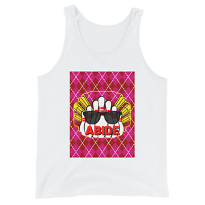 White Russian Unisex  Tank Top - Shirt Caviar