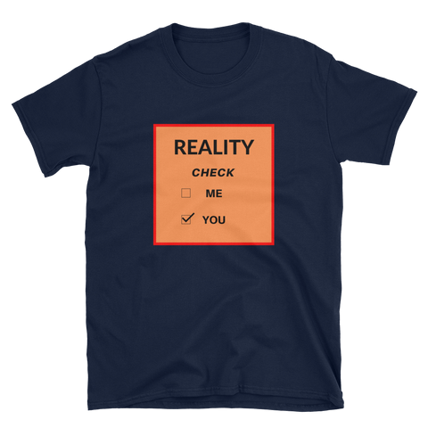 Reality Check - Shirt Caviar