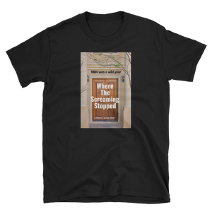 Where The Screaming Stopped - Shirt Caviar
