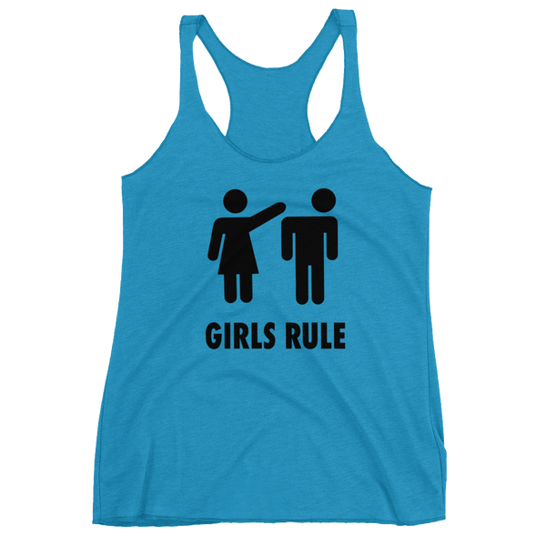 GIRLS RULE - Shirt Caviar