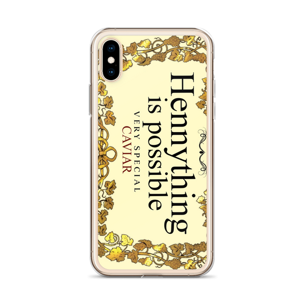 HIP iPhone Case - Shirt Caviar