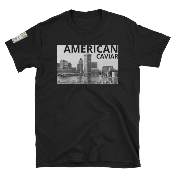 Baltimore, Maryland - Shirt Caviar