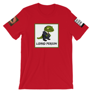 THE Lizard Person Shirt - Shirt Caviar