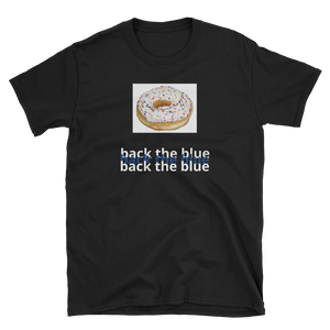 Back The Blue - Shirt Caviar
