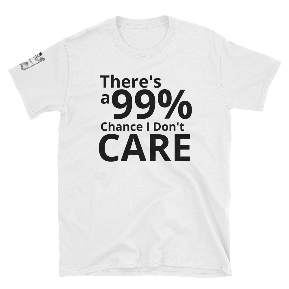 idc Means I Don't Care - Shirt Caviar