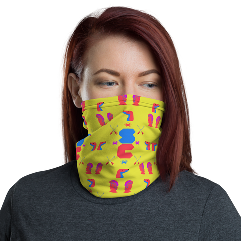 SC Print Cloth Facemask