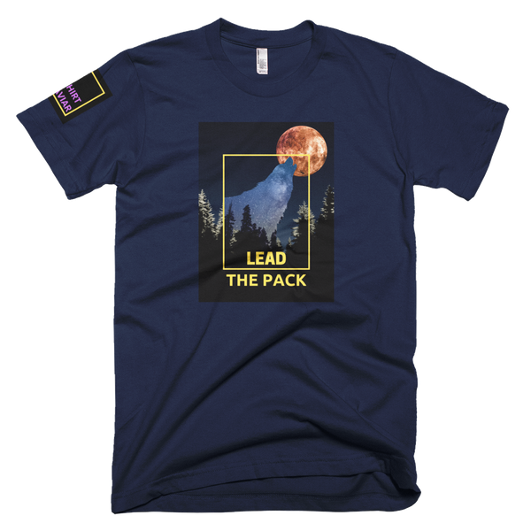 LEAD THA PACK - Shirt Caviar