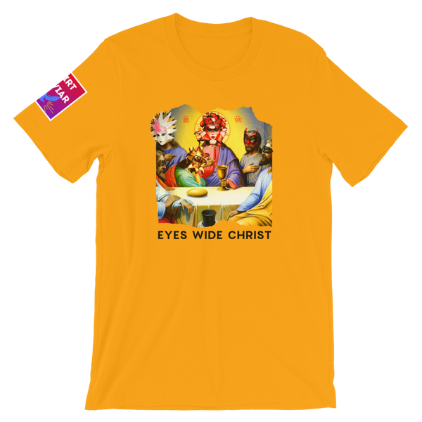 Eyes Wide Christ - Shirt Caviar