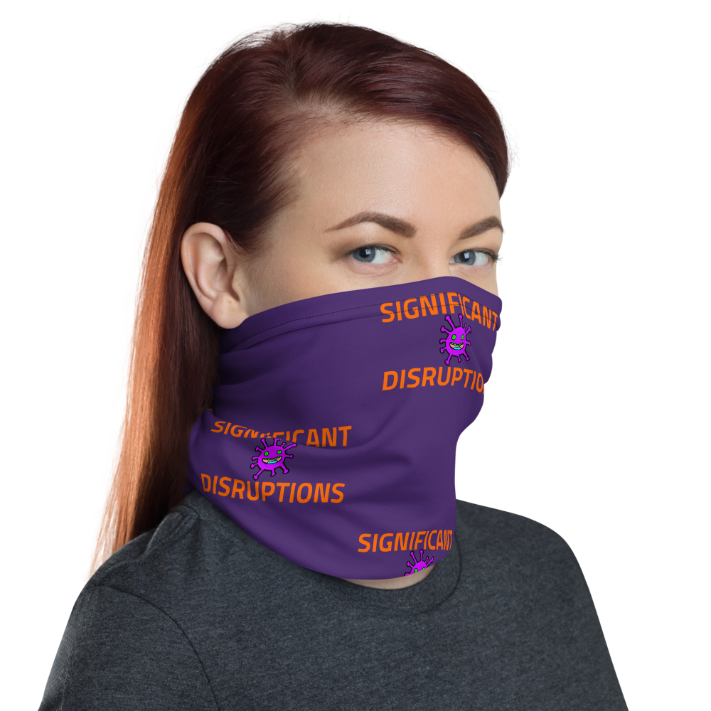 Significant Disruptions Cloth Facemask