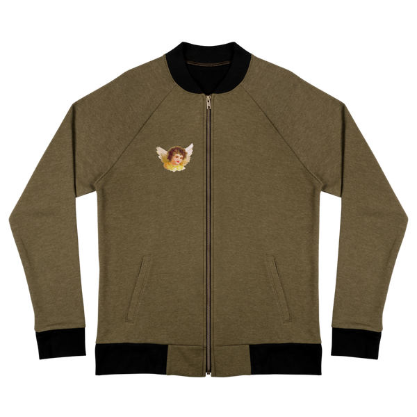 Angel Bomber Jacket - Shirt Caviar